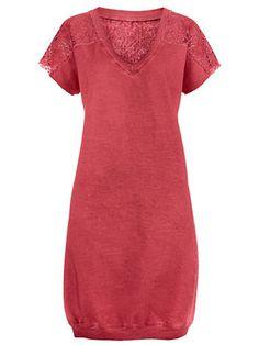 Sweat Kleid von Alba Moda über OTTO