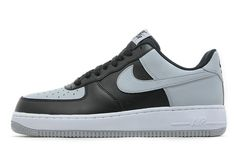 "Nike Air Force 1 Low ""Black & Wolf Grey"" - EU Kicks: Sneaker Magazine"