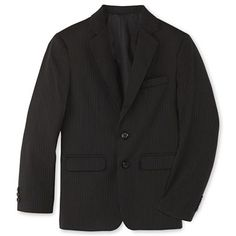Suit jacket with matching pants - size 8