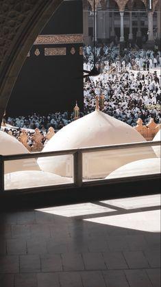Medina Wallpaper, Islamic Wallpaper, Mecca Masjid, Masjid Al Haram, Islamic Images, Islamic Pictures, Muslim Culture, Mosque Architecture, Mekkah