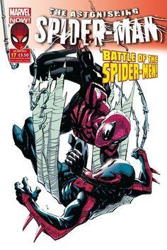 The Astonishing Spider-Man #17