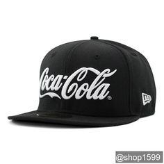 COCA COLA x NEW ERA「Soda Series」59Fifty Fitted Baseball Caps  2749e26c7df0