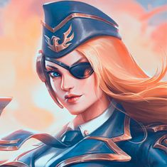 Mobile Legend Wallpaper, I Wallpaper, Alucard, Digital Art Girl, Mobile Legends, My Collection, League Of Legends, Header, Geek