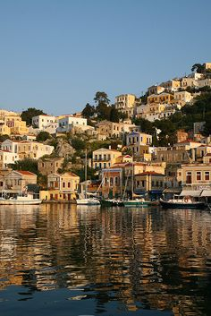 GREECE CHANNEL |  Symi Island - Dodecanese, Greece / Flickr