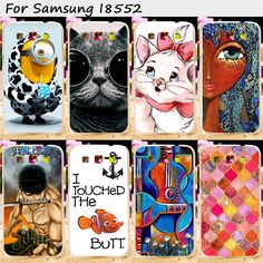 Hard Plastic&Soft TPU Mobile Phone Skins For Samsung Galaxy Win I8552 GT-i8552 Cases New Fashion Phone Shell Protective Cover