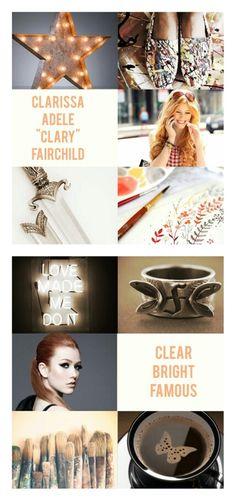Clary Fray/Fairchild | The Mortal Instruments by Cassandra Clare