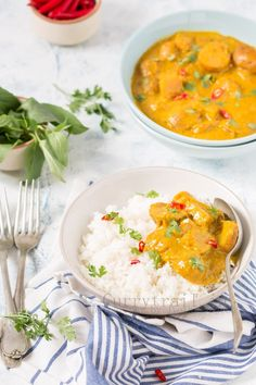 Thai Potato Pumpkin Curry Pumpkin Curry, Vegan Pumpkin, Slow Cooker, Eat This, Indian Food Recipes, Ethnic Recipes, Vegan Curry, Gluten Free Recipes, Potatoes