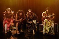 Peça Árida Coragem. #joinville #teatrojoinville #teatro