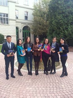 Kazakh power in Budapest! Our students and staff took part in a Conference of Turkic Countries at the Embassy of Kazakhstan. Kazakhstan, Business School, Budapest, Countries, Conference, Christmas Sweaters, Students, Tacky Sweater