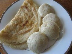 Oats Idli and Dosa