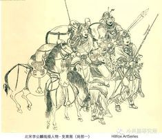Comparison of the military uniforms of the Song Dynasty and the military uniforms of the Jin Dynasty [Gusu] Chinese Armor, Military Art, Military Uniforms, Medieval Armor, Ancient China, Chinese Painting, Asia Travel, Archaeology, Diagram
