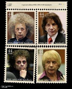 Phil Spector hairdont's .