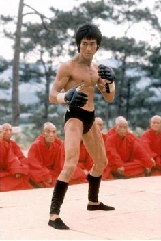The way of Bruce Lee