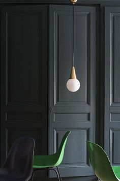 Luminaires 20's   MilK decoration: