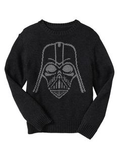 darth vader sweater