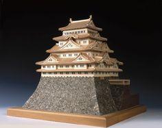 1/150 Nagoya Castle castle tower