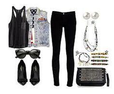 outfits rockeros mujer , Buscar con Google