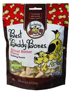 Exclusively Pet Best Buddy Bones ^^ Details can be found  : Dog treats