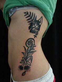 New Zealand Tattoo Koru Tattoo Ideas Koru Tattoo, Maori Tattoos, Henna Tattoos, Ta Moko Tattoo, Hand Tattoo, Neue Tattoos, Samoan Tattoo, Body Art Tattoos, Sleeve Tattoos