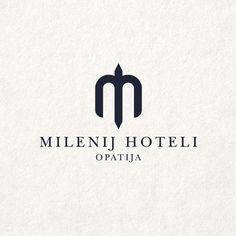 Milenij Hotels Visual Identity