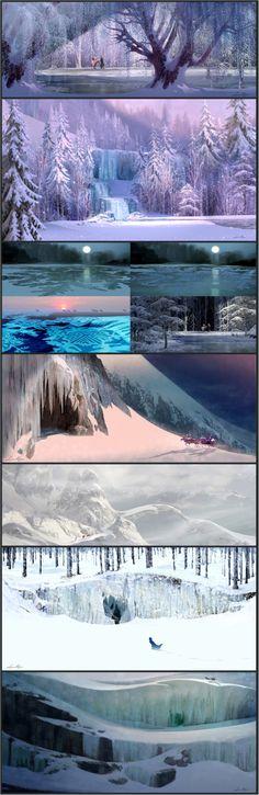 Frozen -- Lisa Keene