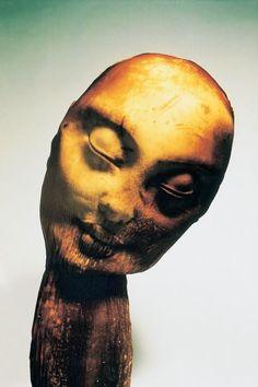 Head by František Skála Art Dolls, Mystery, Sculpture, Ceramics, Statue, Artist, Ceramica, Pottery, Artists