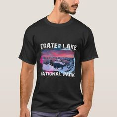 Crater Lake National Park T-shirt design hiking trail, hiking training, hiking boots #happyvalentinesday #outdoors #outdoorgifts, back to school, aesthetic wallpaper, y2k fashion Crater Lake National Park, National Parks, Hiking Training, Outdoor Gifts, Hiking Equipment, Tshirt Colors, Hiking Boots, Trail, Fitness Models