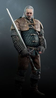 Vesemir - The Witcher Wiki