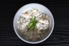 - Silje Bjørnstad - – Gratinert karbonadedeig-og-potetmos-form Bacon, Grains, Rice, Eggs, Breakfast, Ethnic Recipes, Food, Morning Coffee, Essen
