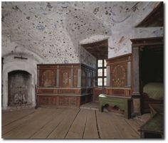 The Romantic Baroque Style: Part 2 King Gustav Vasa Interior from Gripsholm Castle. Duke Karl's chamber – Swedish Furniture