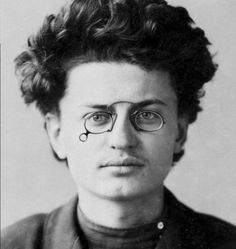 Trotsky, Leon | ˈtrɑtski | 1879–1940 | Russian revolutionary | born Lev Davidovich Bronshtein | He helped to organize the October Revolution with Lenin and built up the Red Army | Expelled from the party by Stalin in 1927, he was exiled in 1929 | He settled in Mexico in 1937, where he was later murdered by a Stalinist assassin.