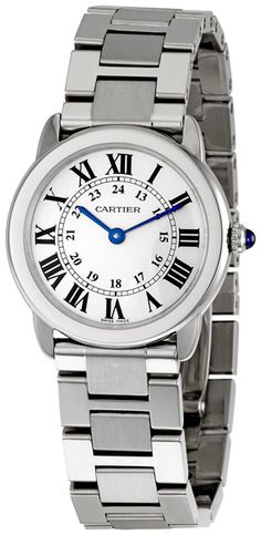 Cartier Rondo Solo Small Watch W6701004  $2,299.00