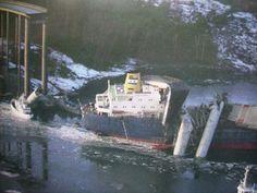 Star Clipper strikes the Almo Bridge 1980