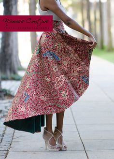 The Ivie High Low skirt por NomoseCouture en Etsy