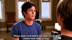 20 Times Seth Cohen Was Our Spirit Animal | The Odyssey