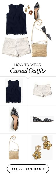 """""""Fashion Casual"""" by lisa-holt on Polyvore featuring J.Crew, Aéropostale and…"""