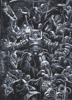 Brethorius_donning_Terminator_Armour.jpg (1000×1390)