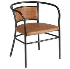 Calvin Armchair   Furniture Options. Powdercoat steel armchair with upholstered seat and back in custom fabric.