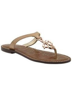 Sam Edelman Sandals.  These have replaced my Torys!