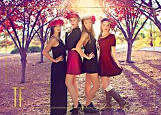 Senior Picture Ideas for Girls | Floral Crowns | sacramento senior pictures