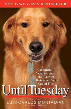 A heartwarming dog story like no other: Tuesday, a lovable golden retriever, changes a former soldiers life forever. A highly decorated captain in the U.S. Army, Luis MontalvAn never backed down from