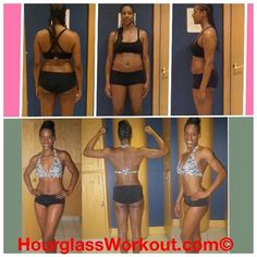 Check out one of my super-sexy #hourglassworkout 3-month challenge winners 🏆. Claudine is a great example of how hard work and dedication pays off💪. Come out and join us and have your hot body by summer-time☀👙!! I have 7 locations across the GTA. HourglassWorkout.com 💋 xoxo