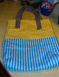 3 Fat Quarters Bag   Mommiedom