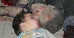 #Halep'te Analar öldü, Babalar öldü, Çocuklar öldü, İnsanlık öldü, Vicdanlar öldü, Müslümanlar öldü.. #HalepteKatliamVar #HalepİçinUzatElini