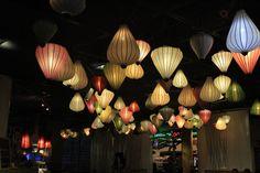 Derenko//lampions//light solutions//berlin Berlin, Table Lamp, Home Decor, Paper Lanterns, Decoration Home, Room Decor, Table Lamps, Interior Design, Home Interiors