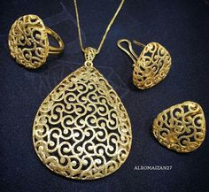 . Pearl Jewelry, Indian Jewelry, Jewelry Art, Jewelery, Silver Jewelry, Jewelry Accessories, Jewelry Design, Gold Models, Stylish Jewelry