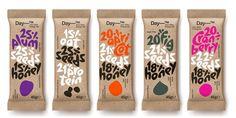 Day_TM, energy bars — The Dieline - Branding & Packaging Design