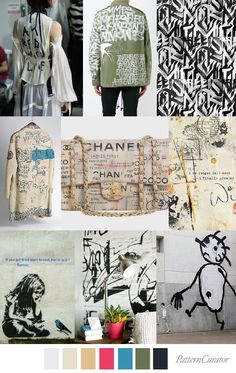 PARIETAL ART – Pattern Curator