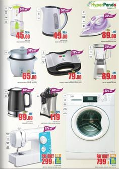 HyperPanda Home Appliances Killer Offers - https://discountsales.ae/household/home-appliances-killer-offers/ Home Appliances Killer Offers Promo Starts from 15th September until 24th September, 2016        #DiscountSalesUAE #DubaiOffers #DubaiDeals #UAEDeals #Appliances, #Household, #HyperPanda #HomeAppliances, #Hyperpanda