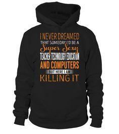 Teacher Technology Education And Computers  #teacher #shirt #tzl #gift #teaching